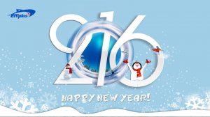 Happy New Year with EFFIPLUS TIRES