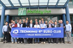 'VALUE REDISCOVERY'-TEN YEARS ANNIVERSARY OF TECHKING IN