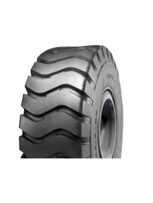 Less sidewall cutting and defection Stronger structure design for off-the-road