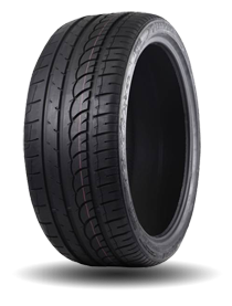 'Phoenix' Sidewall Design 'Noise Insulation' Shoulder Tread Design