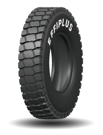 160% load capacity Customized for Oman Big Foot Design 6% bigger tread width enlarges the footprint and improves the mileage. Size EF Tread Width Regular Tread Width 12.00R24 250mm 230mm Mix road Mix road